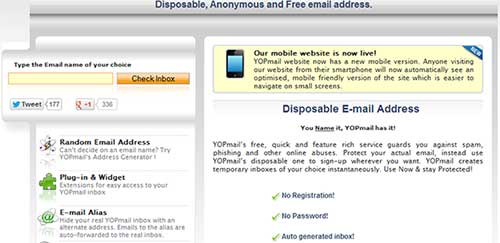 Tech Check ENG: 5 Sites To Create Fake Instant Annonymous ...
